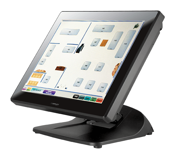 point of sale touchscreen